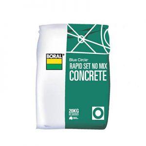 Rapid Set No-Mix Concrete