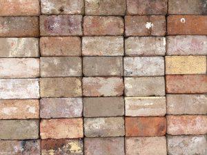 Paving Grade Recycled Bricks