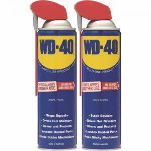 WD 40 350 Grams