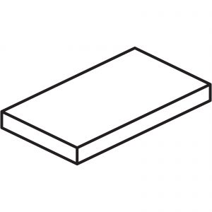 Besser Blocks- Caps 40x190x390