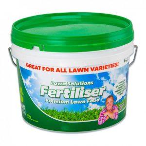 Lawn Solutions Premium Fertiliser 10kg