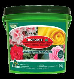 Troforte M Roses, Azaleas & Camellias