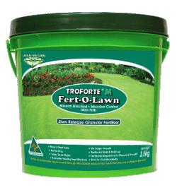 Fertilisers & Lawn Care