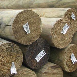 Timber Sleepers & Logs